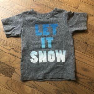 Peek clothing t-shirt